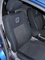 Чехлы на сидения Honda Jazz ІІ с 2008+ г.в. Хонда Джаз