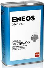 Трансмісійне масло ENEOS GL-5 75W-90 1лит.