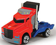 Металлическая машинка Optimus Prime, Трансформер в коробке, Dickie Toys (311 3005-2)