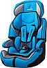 Детское автокресло Caretero Falcon Blue 1-2-3 (от 9 до 36 кг)