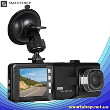 Автомобильный видеорегистратор Car Vehicle BlackBOX DVR 626 1080P (s77), фото 2