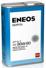 Трансмиссионное масло ENEOS GL-5 80W-90 1лит.