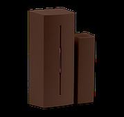 JA-15MB Беспроводной магнитоконтактный извещатель, коричневый