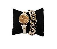 Черная подушечка под часы или браслет, фото 3