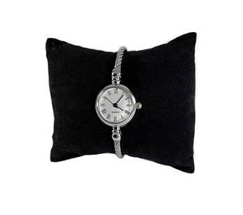 Черная подушечка под часы или браслет