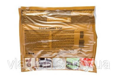 Универсальная сахарная паста (сахарная мастика) Pasta Dama Top 2,5 кг IRCA / Ирка, Италия