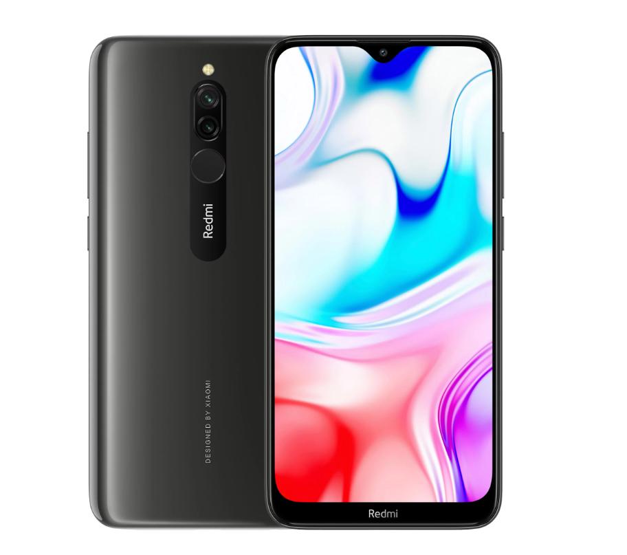 Смартфон Xiaomi Redmi 8 Black Global , 4/64Gb