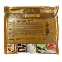 Белая сахарная паста (сахарная мастика) с какао-маслом PRINCESS PASTE 2,5 кг IRCA / Ирка, Италия