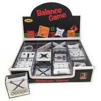 Головоломка Balance Game 10 различных головоломок, цена за 1 шт