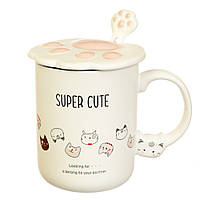 "Чашка-заварник ""Super Cute"" 4 вида (8006-005)"