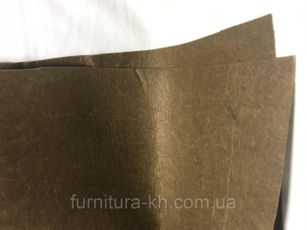 Фетр  коричневый, размер 50 Х 40 см, толщина 2 мм