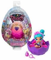 Куколки Эльфы, Яйцо-сюрприз Фея Пиксис в яйце хатчималс. Hatchimals Pixies, Spin Master, Оригинал из США
