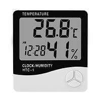 Термометр с гигрометром  комнатный HTC -1, фото 1
