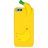 Чехол Cartoon 3D Case для Xiaomi Mi 6 Бананы