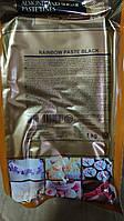 Сахарная (кондитерская) мастика черная Rainbow Paste Black 1 кг IRCA / Ирка, Италия
