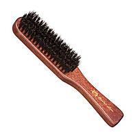 Щетка для бороды деревянная с натур. щетины BARBER LINE Eurostil 06075