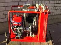 Мобильная маслостанция.Автономная гидростанция для динамического инструмента.Базовая серия HS-1L320M