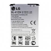 Аккумулятор LG D295 L FINO / BL-41ZH оригинал ААAA