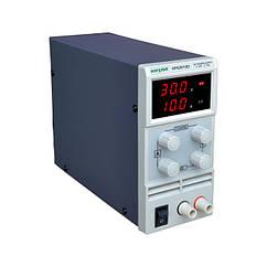 Лабораторний блок живлення Wanptek KPS3010D 30V 10А 3х розрядний індикатор