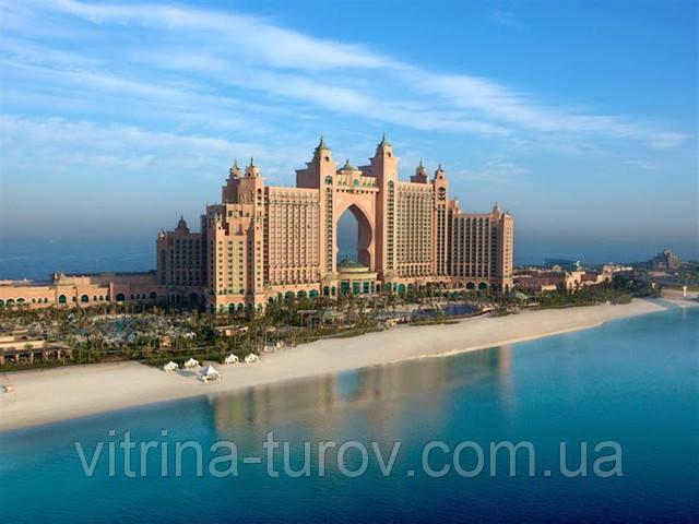 Отдых в ОАЭ (Объединенных Арабских Эмиратах) из Днепра / туры в Дубаи из Днепра