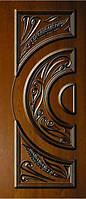 """Входная дверь """"Портала"""" (серия Элит) ― модель АМ 2 Patina, фото 1"""