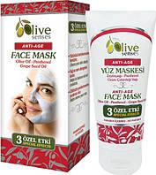 Антивозрастная маска для лица SELESTAsenses из глины 100 мл
