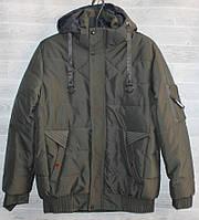 """Куртка мужская демисезонная на холлофайбере, размеры 48-56 (3 цв.) """"BEFREE"""" недорого от прямого поставщика"""