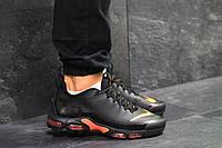 Мужские кроссовки в стиле Nike Air Max TN Black, черные 44 (28,2 см)