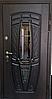 """Входная дверь """"Портала"""" (серия Patina Elit) ― модель Монако АМ18"""