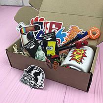 Подарочный Бокс City-A Box #02 для Мужчин и Женщин Набор Youth из 9 ед.
