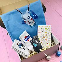 Подарочный Бокс City-A Box #10 для Женщин Набор K-Pop Япония из 6 ед.