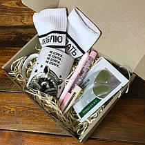 Подарочный Бокс City-A Box #17 для Женщин Набор История про Сон из 6 ед.