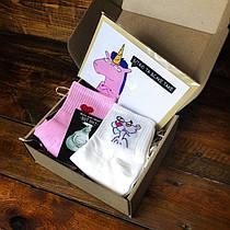 Подарочный Бокс City-A Box #19 для Женщин Набор Мини из 4 ед.