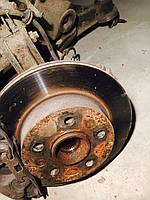 Тормозной диск передний R 15 МЕРСЕДЕС ВИТО (638)