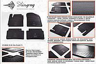 Резиновые коврики в салон на Hyundai i10 (Хендай и10)