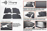 Резиновые коврики в салон на Hyundai i30 13- (Хендай и30 13-)