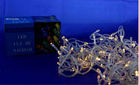 Светодиодная Гирлянда XMas LED 100 WW-1 Теплый белый