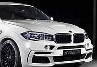 Тюнинг Капот Hamann BMW X6 (F16) fiberglass