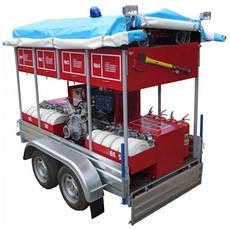 Пожарно-спасательные комплексы