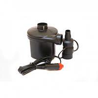 Насос автомобильный компрессор для матрасов 12v Air Pump YF-207