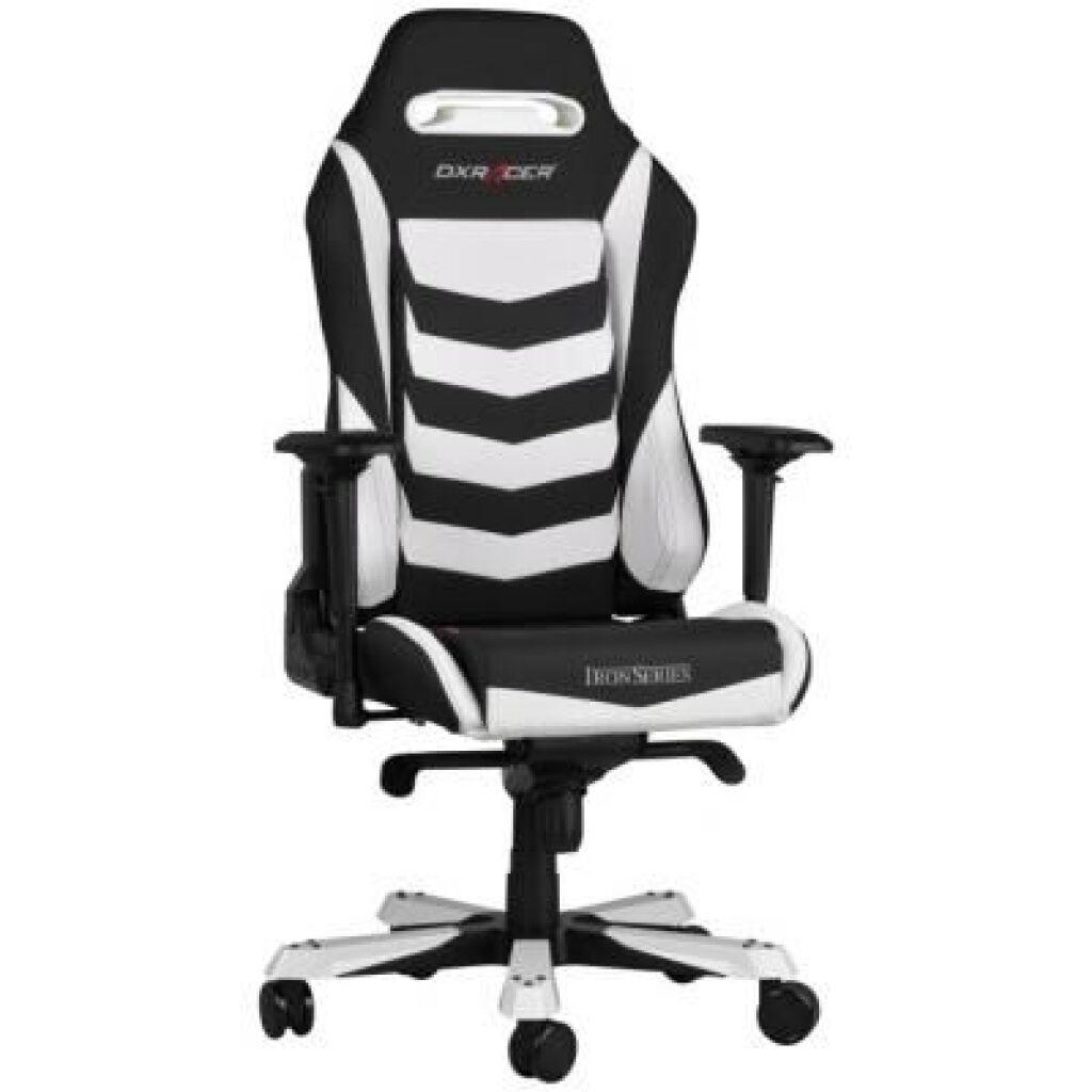 Кресло игровое DXRacer Iron OH/IS166/NW (59887)