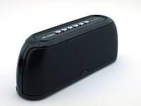 🎅 Подарок ребенку ! Atlanfa 1818bt 6W, портативная колонка с Bluetooth FM и MP3, черная | AG310318