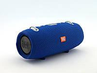 Колоночка JBL Xtreme 2 mini small 40W копия, портативная колонка с Bluetooth FM MP3, синяя | AG310326