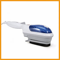 Паровой утюг-щетка для дома Steam Brush (Стим Браш) отпариватель для одежды (7164)