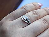 """Серебряное кольцо """"Диадема"""" Корона, фото 3"""