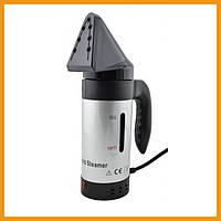 Многофункциональный ручной отпариватель для одежды Hand Held Steamer UKC A6 Original  PRO Для дома Серый