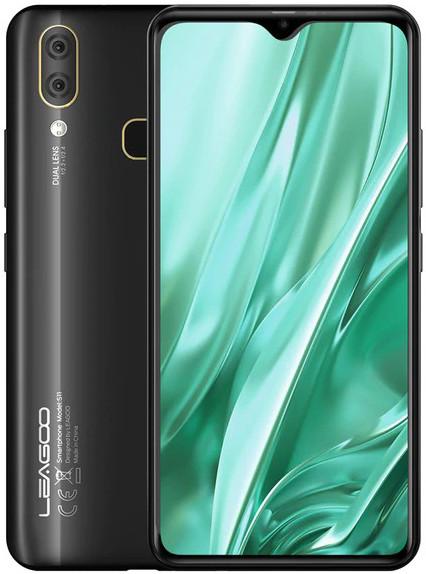 Leagoo S11 | Черный | 4/64Гб | 4G/LTE | Гарантия