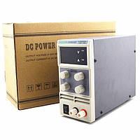 Лабораторний блок живлення Wanptek KPS3010DF 30V 10А 4х розрядний індикатор, фото 3