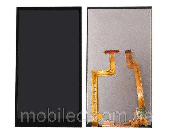 Дисплей (LCD) HTC M910X Desire Eye c сенсором чёрный
