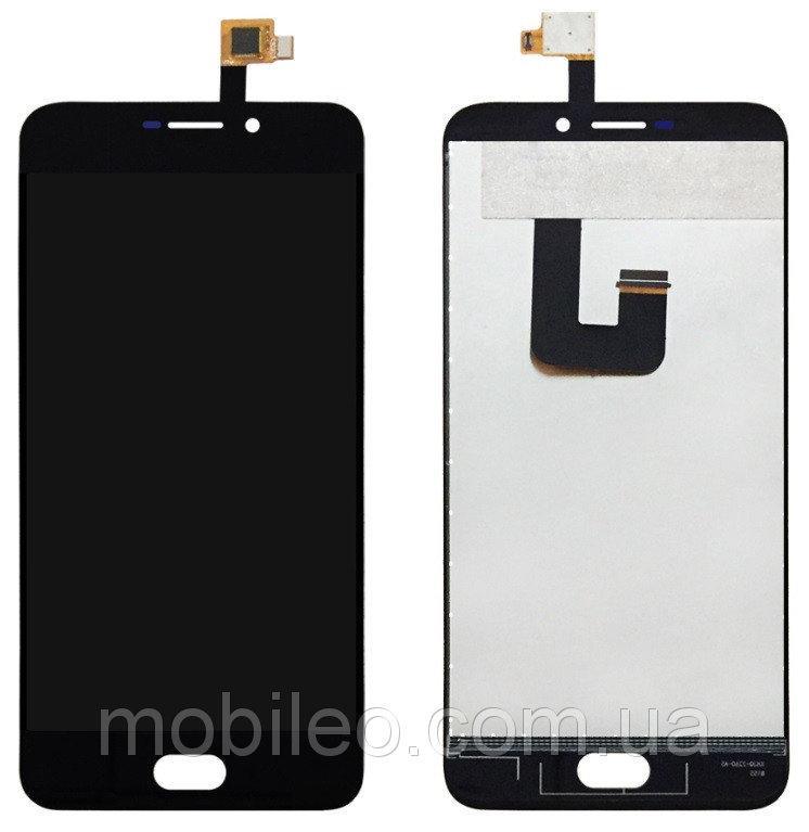 Дисплей (LCD) Umi Plus   Plus E с тачскрином, чёрный